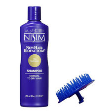 Nisim Hair Loss Shampoo Treatment Men Women Thinning Fine Very Oily Greasy Scalp