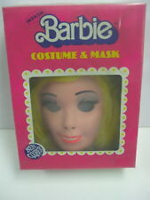 Vintage Ben Cooper Barbie Bride Costume Size Small (4-6)