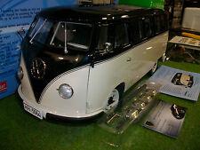 VOLKSWAGEN STANDARD BUS COMBI 1958 noir/beige 1/12 SUN STAR 5064 voiture miniatu