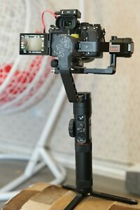 Zhiyun Crane 2 Gimbal with motion sensor remote &new Follow Focus & Dual handle