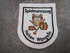 Spielmannszug Musik Music German Germany Cloth Patch Badge (L3G)