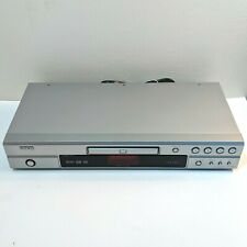 Denon Dvd-555 Single Disc Player Tested Video Player Progressive Scan