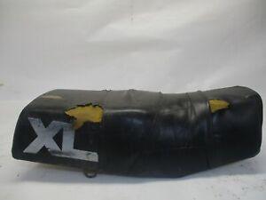 83 HONDA XL250 XL 250 R SEAT