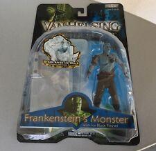 2004 Van Helsing Frankenstein's Monster Action Figure Ice Block Playset#MOSC