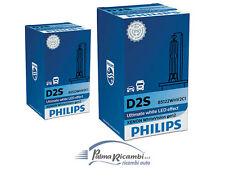 85122WHV2C1 D2S PHILIPS WHITE VISION GEN2 XENON LAMPADA FANALE ORIGINALE