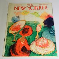 The New Yorker: July 21 1962 - Full Magazine/Theme Cover Su Zeigler