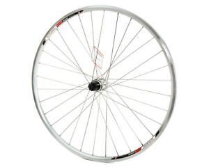 Sta-Tru Road/Sport Alloy Rear Wheel (Silver) (Shimano/SRAM) (QR x 130mm) (700c)