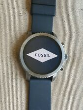 Fossil Q smart watch gen 4 with all accessories