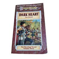DragonLance Meetings Sextet Dark Heart Tina Daniell Paperback Book #3