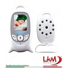 BABY MONITOR AUDIO VIDEO WIFI CONTROLLO BAMBINI ANZIANI 640x480 PXL
