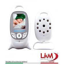 BABY MONITOR AUDIO VIDEO WIFI CONTROLLO BAMBINI ANZIANI 640x480 PXL