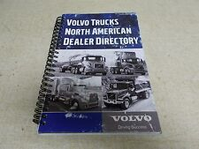 Volvo Dealer Directory PV835-773 North American *FREE SHIPPING*
