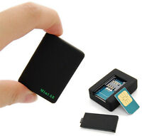 Global Locator Mini Real Time Car Kid Pet Tracker GSM/GPRS/GPS Tracking Device