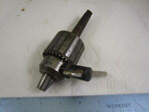 Jacobs 34 Chuck MT 2 Morse Taper