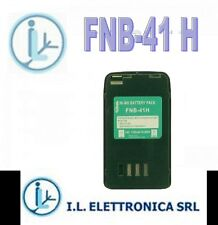 BATTERIA FNB-41 9.6/1100 ma/h  COMPATIBILE CON RTX YAESU  FT-50/VX-10 REF.422021