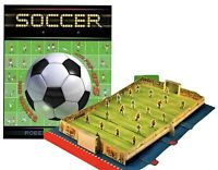 Soccer pop up book by Robert Crowther (Hardcover) New First Edition