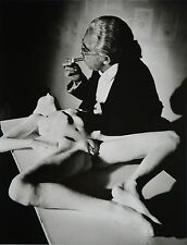 Helmut Newton Sumo Photo 50x70cm Robert Graham Venice 1997, Eri Ishida Nude 1996