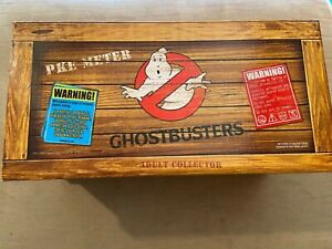 Matty Collector Ghostbusters PKE Meter w/ Lights in box