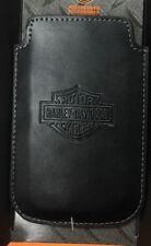 Harley Davidson Embossed iPhone Sleeve