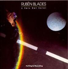Rubén Blades * y Seis del Solar { VERY RARE VARIENT  - CD ALBUM } 1987