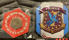 Loot Crate Sci-Fi Battlestar Galactica 3 Patch Set And Thrace Dog Tag Pin