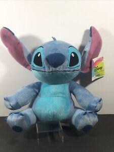 "Just Play Disney Stitch 11"" Adorable Kids Plush Lilo & Stitch new with tags"