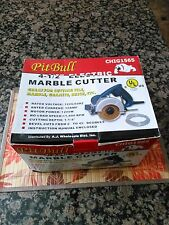 """4-1/2"""" ELECTRIC MARBLE CUTTER UL CHIG1565"""