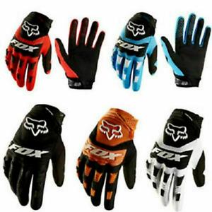 New Fox Dirtpaw Full Finger Bike Cycling Motorcycle Riding Motoroad Gloves dc