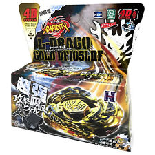 L Drago Gold DF105LRF Beyblade Armor Ldrago Destroy Destructor 4d WITH LAUNCHER!