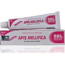 Homeopathic SBL Apis Mel Ointment 25 gm Knee Swollen, Free Shipping