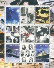 Somaliland RMS Titanic Commemorative Stamp  block MNH