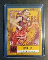 2018-19 NBA 🏀  COURT KINGS Cleveland Cavaliers KEVIN LOVE ( mint condition)..