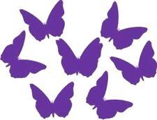 12 Mariposas pegatinas car/home disponible en 15 Colores