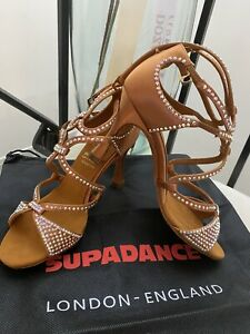 New Latin shoes With Box