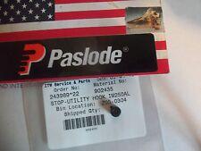 """Genuine"" Paslode Part # 902435 Stop-Utility Hook (Im250Al)"