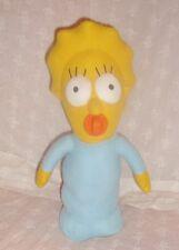 Peluche Plush Doudou  les Simpson Le Bebe Maggie (33cm)