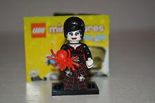 LEGO Series 14 MiniFigure (71010) Spider Lady NEW + Unused code