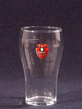Uhlen-Bräu Aus der Heidestadt Uelzen Altes Uelzener Bier-Glas 0,2 l