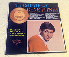 "GENE PITNEY (LP) ""THE GOLDEN HITS OF GENE PITNEY"" [US / 1973 / MUSICOR REC.]"