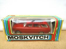 Autoexport SARATOV Russian Moskvitch 427 Estate Car - Boxed - МОСКВИЧ