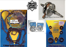 Yamaha YZF 250 03-13 Mitaka Motor reconstruir Kit Manivela Red Inferior Junta Sello