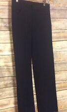 ATHLETA Womens Sz 8Tall Black Yoga Pants  RN #54023 ~ EUC