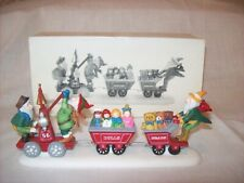 """New ListingDepartment 56 Heritage Village Collection """"Last Minute Delivery"""""""