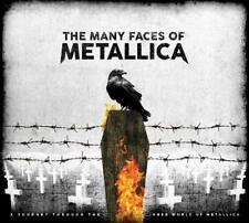 MANY FACES OF METALLICA - JOURNEY TROUGH THE INNER WORLD OF METALLICA  3 CD NEU