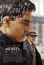 The Man Who Knew Infinity (2016) 11x17 Movie Poster