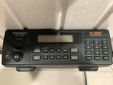 Pro 2052 Radio Shack scanner police fire