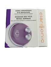 Clarisonic Sonic Awakening Eye Massager Head Bluetooth Enabled Smart Devices