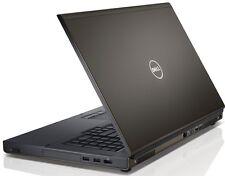 """Dell Precision M4600 15.6"""" Laptop Core i7 2.7Ghz 8GB 640GB Windows 7 Pro Webcam"""