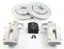 2 x New Audi TT 8N 99-06 1.8T Quattro Rear Calipers Brake Discs pads Repair Kit