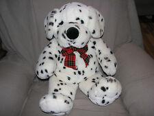 "COMMONWEALTH STUFFED PLUSH PUPPY DOG DALMATIAN DALMATION 26"" BIG HUGE LARGE"